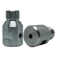 "ADAPTOR FOR 6 MM SHANK ROUTERS TO 1/2"" BSP"