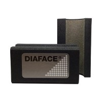 PROFILED HAND PAD DIAFACE V30 GRIT 120M