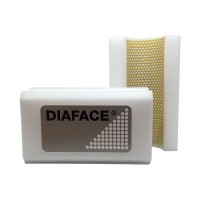 PROFILED HAND PAD DIAFACE V30 GRIT 500R