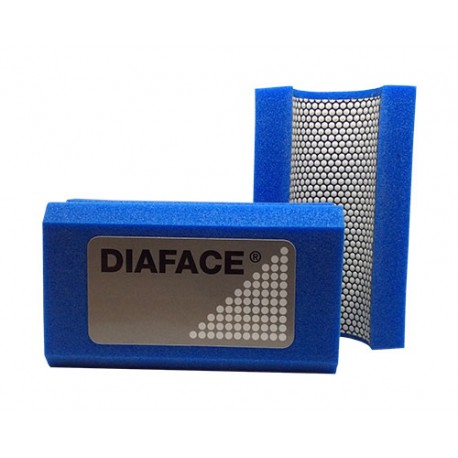 PROFILED HAND PAD DIAFACE V30 GRIT 1000R