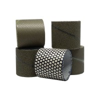 DIAFACE® 30x30 MM DIAMOND BELTS FOR EXPANDING RUBBER DRUMS WITH SHANK