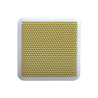 DIAMOND HAND POLISHING PAD DIAFACE® 75X75 WHITE GR 500R