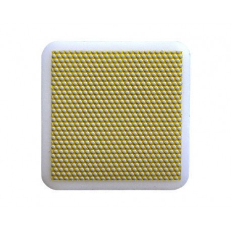 DIAMOND HAND POLISHING PAD DIAFACE® 75X75 WHITE RESIN