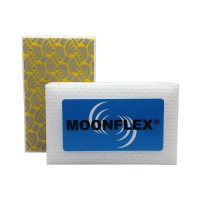 DIAMOND HAND POLISHING PAD MOONFLEX® 90X55 WHITE RESIN