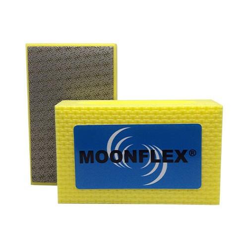 TAMPONE DIAMANTATO MOONFLEX® 90X55 GIALLO METALLICO
