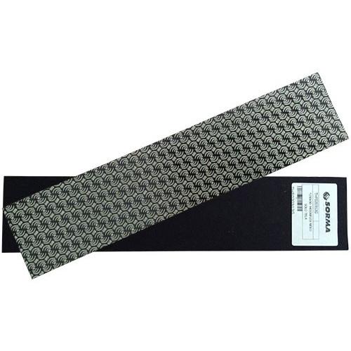 DIAMOND POLISHING SHEET MOONFLEX® 230x50 CV BLACK GRIT 120M (METAL BOND)