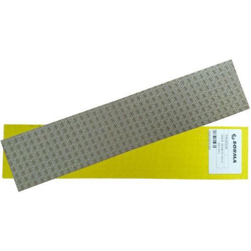 DIAMOND POLISHING SHEET MOONFLEX® 230x50 CV YELLOW GRIT 400M (METAL BOND)