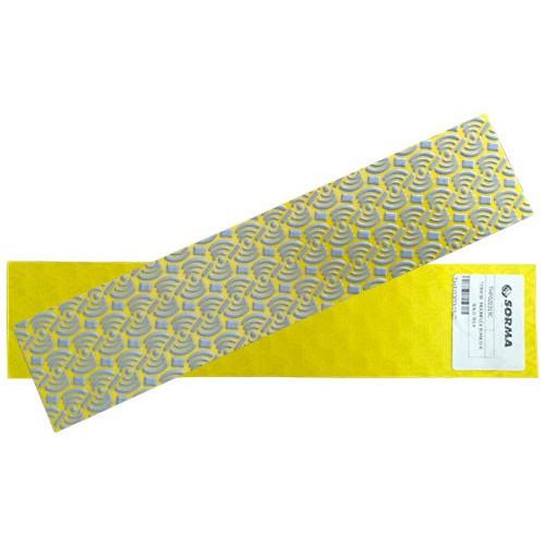 DIAMOND POLISHING SHEET MOONFLEX® 230x50 CV WHITE RESIN GRIT 500R (RESIN BOND)