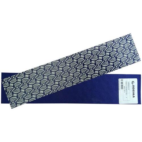 DIAMOND POLISHING SHEET MOONFLEX® 230x50 CV BLUE GRIT 1000R (RESIN BOND)