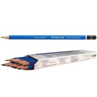 MARS® LUMOGRAPH® 100 DRAWING PENCIL DEGREES 6H