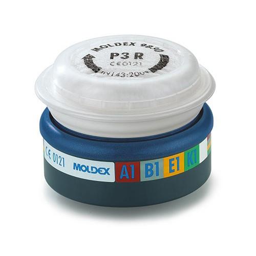MOLDEX PRE-ASSEMBLED FILTERS 9430 A1B1E1K1 P3 R