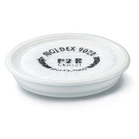 MOLDEX PARTICULATE FILTERS 9020 PROTECTION LEVEL P2 R