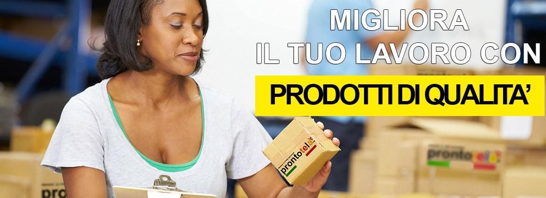 Migliora il tuo lavoro con prodotti di qualità