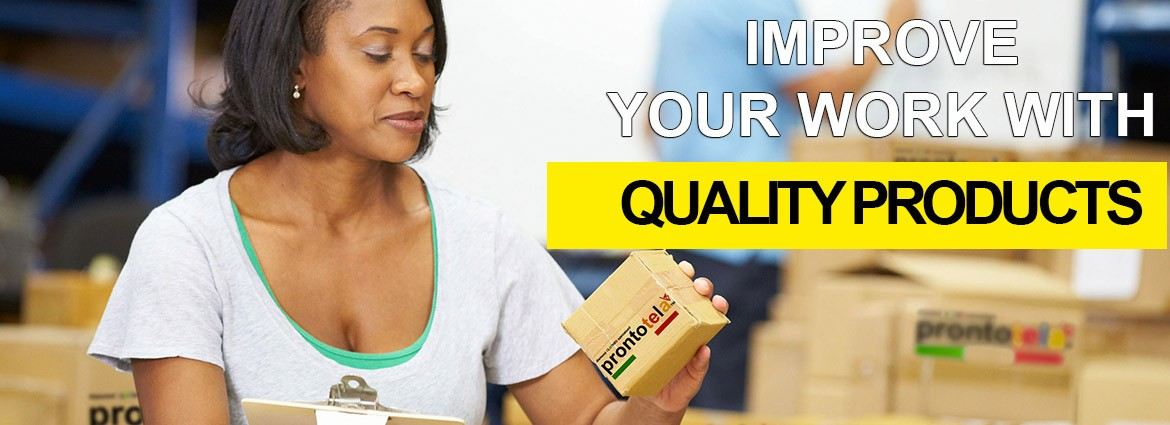 Improve your work with quality products