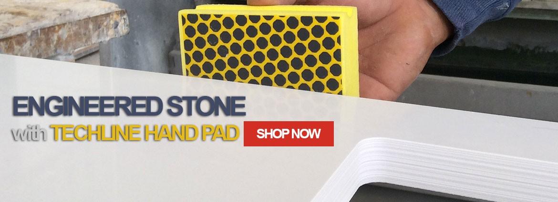 Techline hand pad